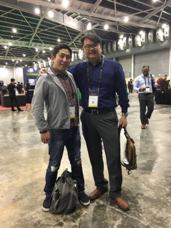 Wayne Cheong & Toshiaki Ejiri
